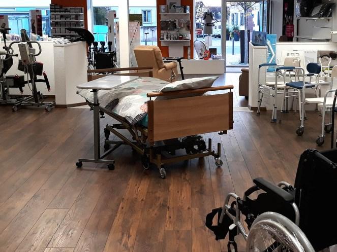 Médical'Isle Vente et location de matériel médical à Marlenheim strasbourg